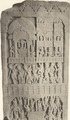KITLV 87930 - Unknown - Relief on a pillar of the Bharhut stupa in British India - 1897.tif