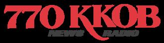 KKOB (AM) - KKOB logo as an AM only station