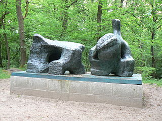 Two Piece Reclining Figure No. 2