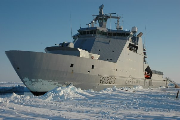 KV Svalbard