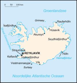 ijsland bevolking