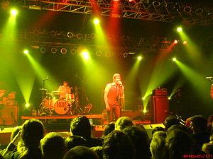 Music in Leeds - The Kaiser Chiefs