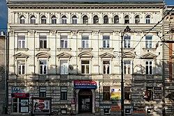 Kamienica, Kraków, ul. Basztowa 17, A-574 01.jpg