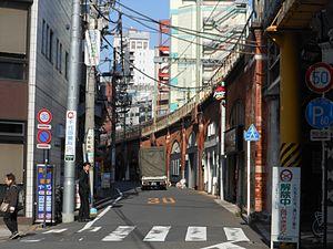 Kajichō, Tokyo - Image: Kanda Kajicho 3 chome in Chiyoda