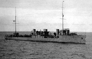Military history of Estonia - Image: Kapitan Iranga Miklukho Maklay 1915 1918