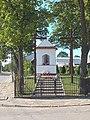 Kapliczka u zbiegu ulic Binduga i Kilińskiego w Brańsku 2.jpg