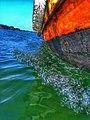 Kaptai lake . Boats view.jpg