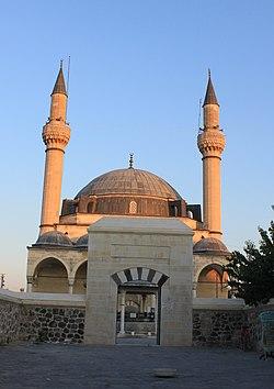Karapınar; Sultan Selim Moschee.JPG