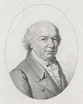 Karl August Böttiger, vor 1835 (Quelle: Wikimedia)