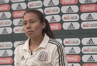 Karla Nieto Mexican soccer player