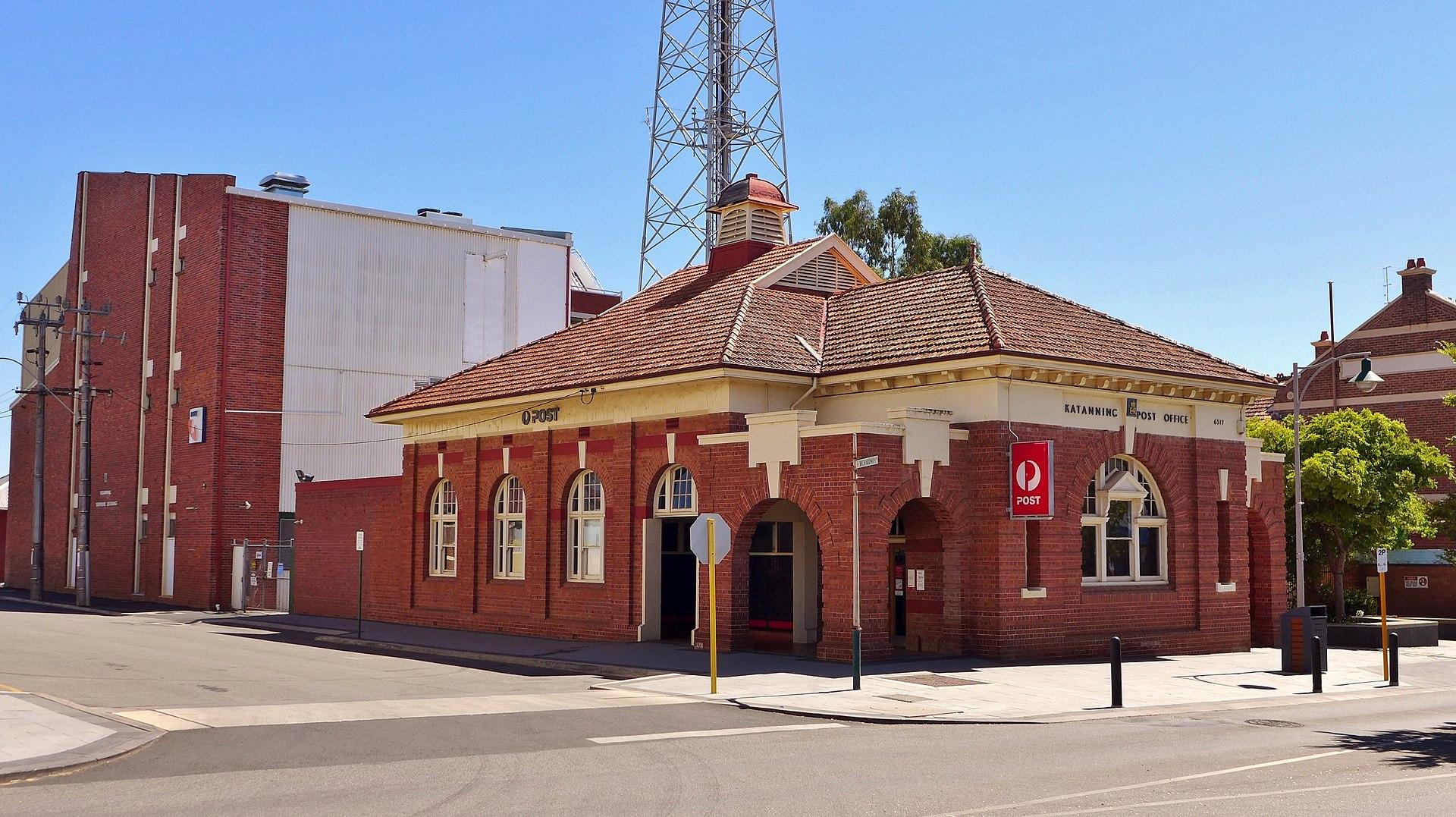 Katanning Post Office