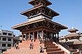 Kathmandu Durbar Square, Maju Dega, Nepal.jpg