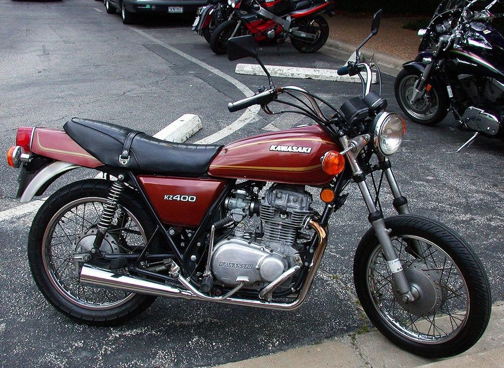 Kawasaki Z900 A2