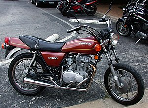 Kawasaki H Parts