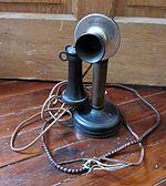Prime versioni del telefono