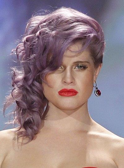 Kelly Osbourne, English singer-songwriter, actress, television presenter and fashion designer