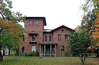 Kenworthy Hall United States historic place