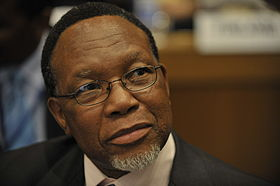 Kgalema Motlanthe, 12th AU Summit, 090202-N-0506A-140.jpg