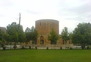 Kalat, Khorasan - Khorshid Palace of the Afsharid dynasty