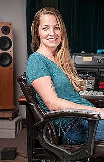 Kim Rosen (mastering engineer) American audio mastering engineer (b. 1980