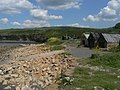 Kimmeridge, boathouses - geograph.org.uk - 836097.jpg