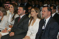 King Abdullah, Queen Rania - World Economic Forum on the Middle East Dead Sea Jordan 2007.jpg