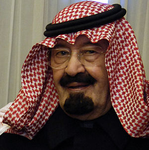 Arab Peace Initiative - Abdullah, along with other members of the Saudi royal family, was outspoken in his support for the plan.