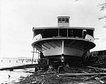 King County (steam ferry) under construction.jpeg