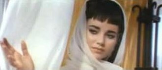 Brigid Bazlen - Bazlen as Salome in the trailer of King of Kings