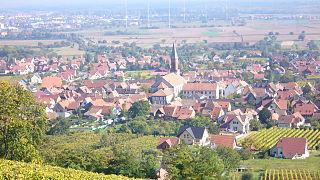 Kintzheim Commune in Grand Est, France