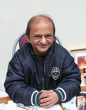 Kiran Shah - Shah in 2006
