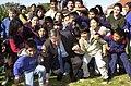 Kirchner durante su visita al al Jardín Maternal Chispita 02.jpg