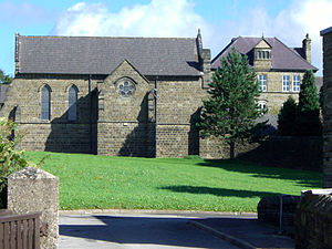 Monastery of The Holy Spirit, Sheffield - Wikipedia