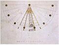 Klein-Glienicke Stibadium Deckenentwurf Persius 1840.jpg