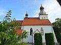 Kościół św. Jana Chrzciciela w Chomiąży Szlacheckiej (Chomiąża Szlachecka - panoramio (1).jpg