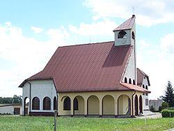 Kościół pw św. Jana Nepomucena w Lisowicach1