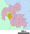 Kokonoe in Oita Prefecture Ja.svg