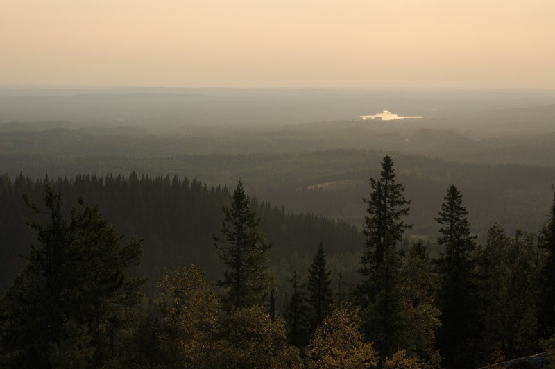File:Koli National Park Scenery, with smoke in the air.tiff