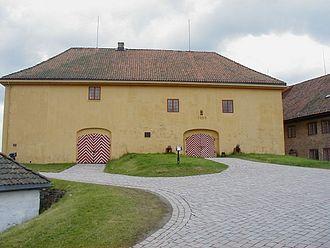 Kongsvinger Fortress - Arsenal at Kongsvinger Fortress.