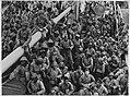 Koninklijk Nederlands Indisch Leger (KNIL), Australië. Vanuit Suriname arriveren, Bestanddeelnr 934-9000.jpg