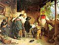 Konrad Grob Der Maler auf der Studienreise 1872.jpg