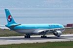 Korean Air, A330-300, HL8003 (18178751689).jpg