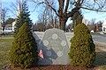Korean and Viernam War Memorial - Paxton, Massachusetts - DSC08303.jpg