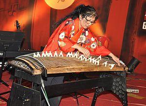 Miya Masaoka - Miya Masaoka performing at Kollam