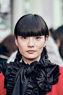 Kozue Akimoto Paris Fashion Week Autumn Winter 2017.jpg