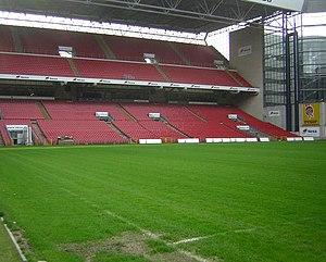 History of F.C. Copenhagen - Parken.