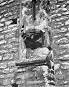 kraagstuk aan de buitengevel hoog koor - amsterdam - 20012592 - rce