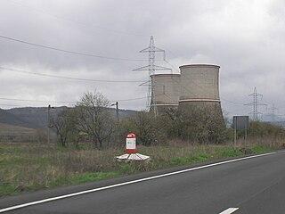 Mintia-Deva Power Station
