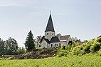 Krumpendorf Pirk Filialkirche hl Ulrich NW-Ansicht 07052018 3149.jpg