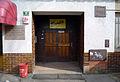 Kulturní dům Barikádníků - vchod.JPG